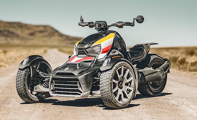 NOVO!!! Proširujemo ponudu Can Am vozila sa modelima Spyder i Ryker