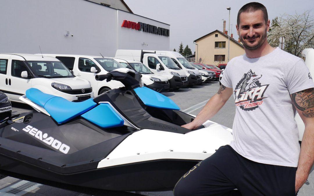 Europski viceprvak u jet skiju Tihomir Kotarski preuzeo svoj Sea Doo za novu sezonu