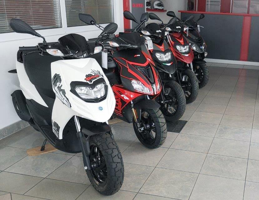 Velika ponuda Piaggio, Aprilia i Vespa skutera za moto sezonu 2019.