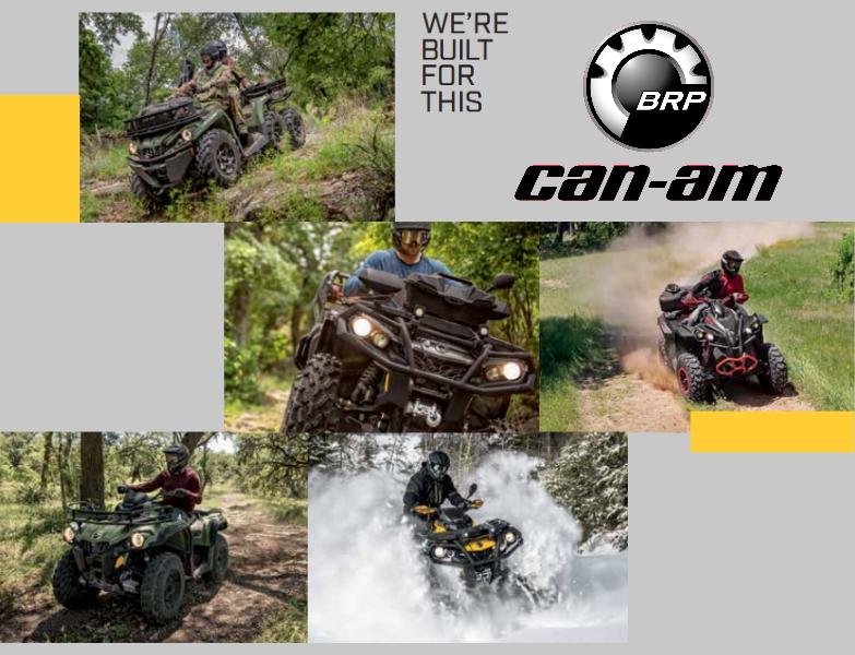 POČASTITE SE NOVIM IZAZOVIMA! U naš salon stigla Can Am ATV/SSV vozila modelske godine 2020.