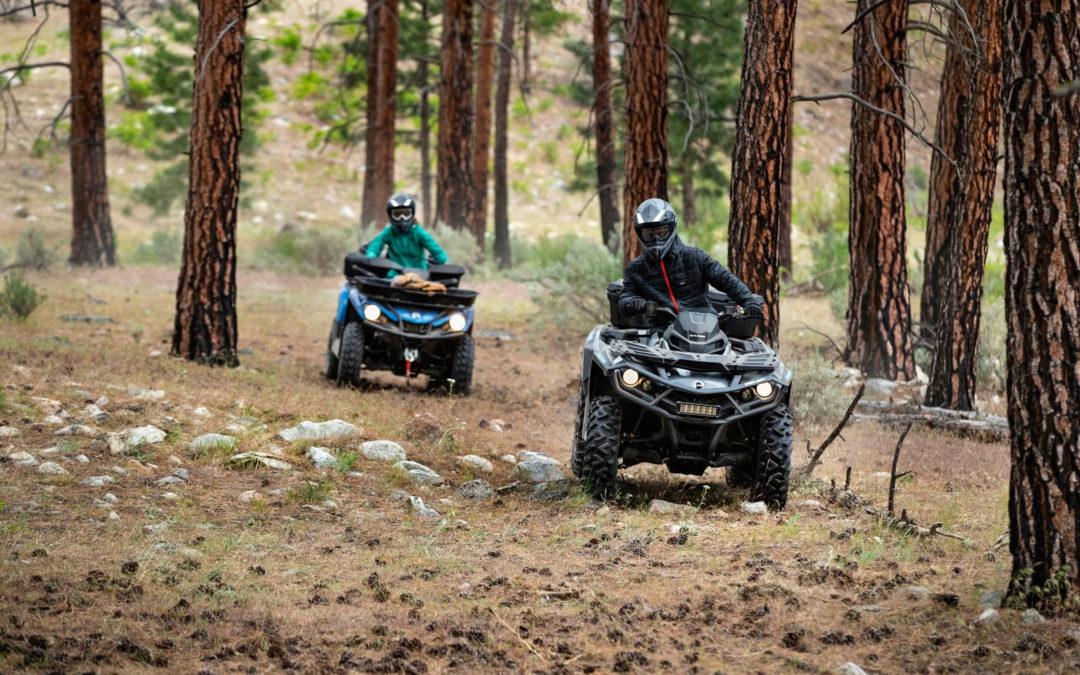 BRP Can Am ATV i SSV m.y. 2022. Otvorite za više informacija.
